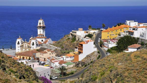 Volo Hotel Per Tenerife